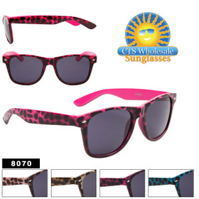 Animal Print California Classics 8070