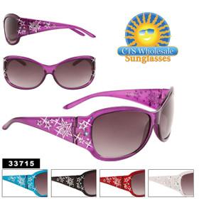 Bulk Fashion Sunglasses - Style #33715