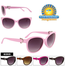 Cat Eye Sunglasses in Bulk - Style #6065