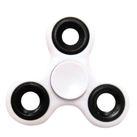 White Fidget Spinners!