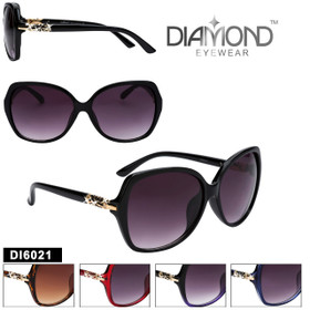 Wholesale Diamond™ Rhinestone Sunglasses - DI6021