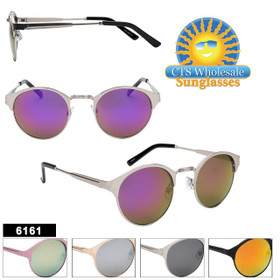 Bulk Mirrored Sunglasses - Style #6161
