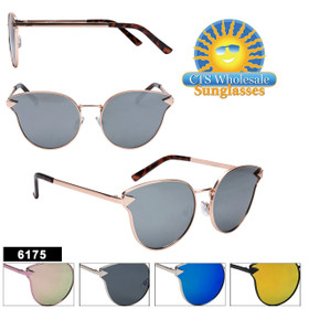 Women's Cat Eye Sunglasses in Bulk  - Style #6175