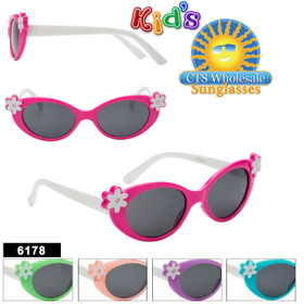 Wholesale Kid's Sunglasses - Style #6178