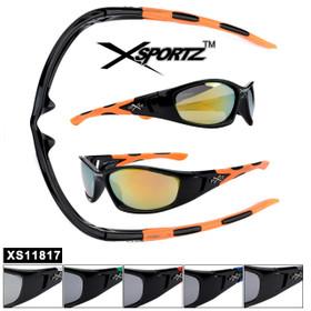 Bulk Xsportz™ Sports Sunglasses XS11817