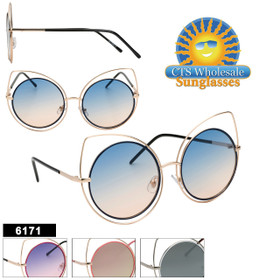 Women's Fashion Sunglasses - Style #6171