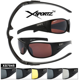 Wholesale Sports Sunglasses - Style XS7045