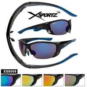 Xsportz™ Sports Sunglasses Wholesale  - Style XS8009