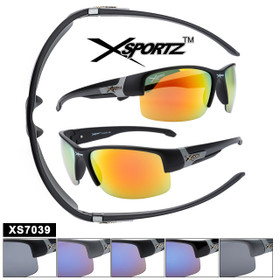 Xsportz™ Bulk Sports Sunglasses XS7039