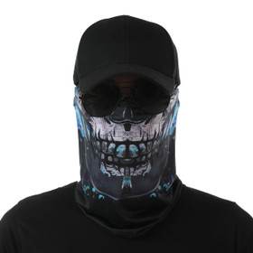 Tribal Skull Design Face Mask UV Protective (6 pcs.)