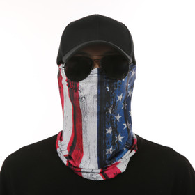Flag Design Face Mask UV Protective (6 pcs.)