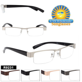 Very stylish wholesale readers in a variety of powers to choose from.  This style comes in  great colors.
