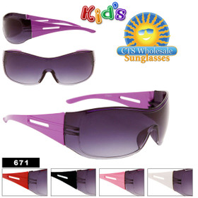Kid's Bulk Sunglasses 671