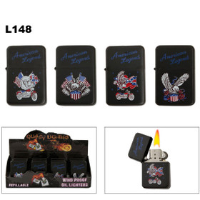 American Legend Oil Lighters Wholesale