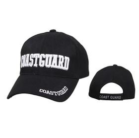 Wholesale Coast Guard Caps-Black