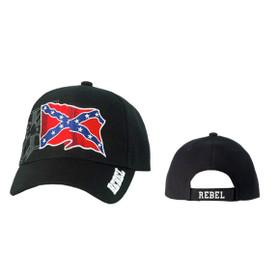 Rebel Flag Baseball Cap