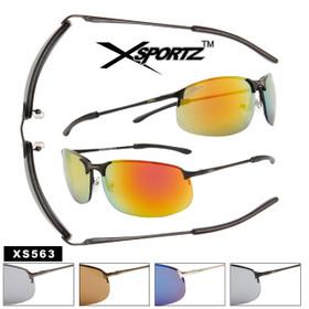 Xsportz™ Bulk Sport Sunglasses - Style # XS563