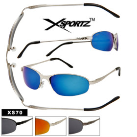Xsportz™ Bulk Sports Sunglasses - Style # XS70