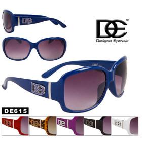 DE Designer Eyewear Fashion Sunglasses DE615