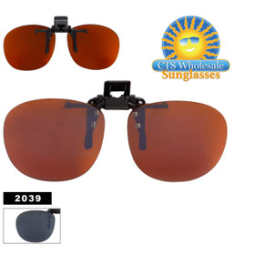 Flip Up Style Wholesale Sunglasses 2039