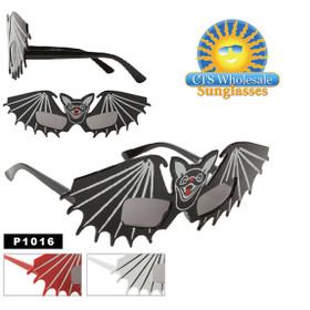 Spooky Bat Glasses!