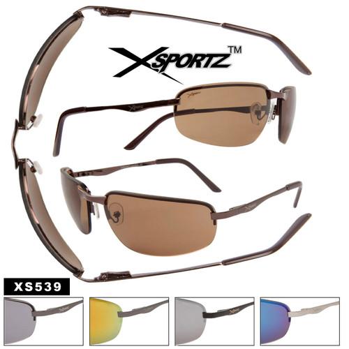 XS539 Metal Xsportz Sunglasses
