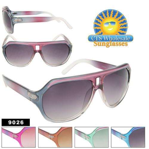 #9026 Aviator Sunglasses