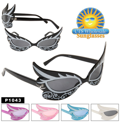Exotic Eyes Party Sunglasses