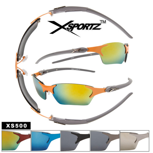 XS500 Metal Sports Sunglasses