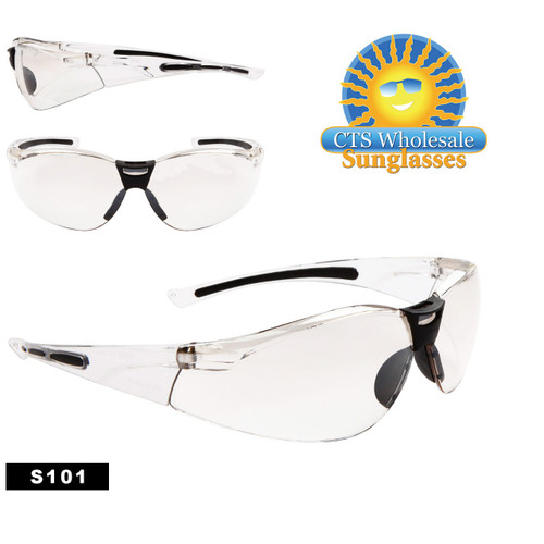 Clear Safety Glasses S101