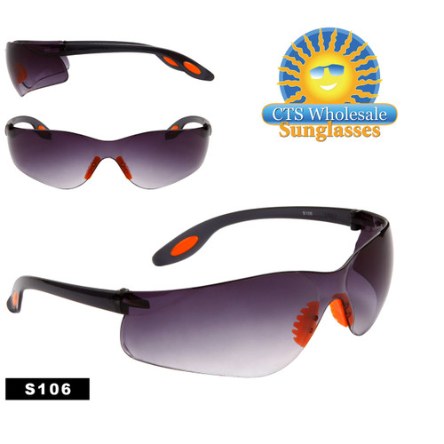 Tinted Safety Glasses Wholesale S106