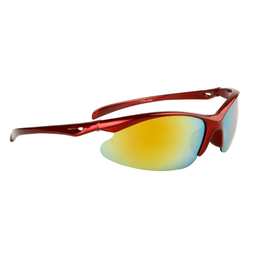 aed3b815e10 ... Cheap Wholesale Sport Sunglasses - Style  17608 Red with Revo ...