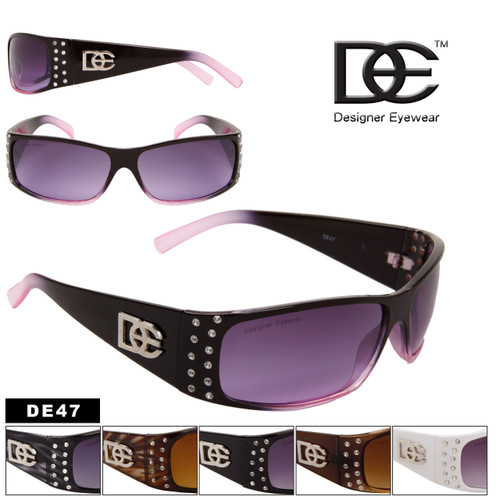 DE47 Wholesale Fashion Sunglasses