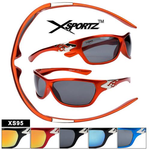 Wholesale Sports Sunglasses XS95