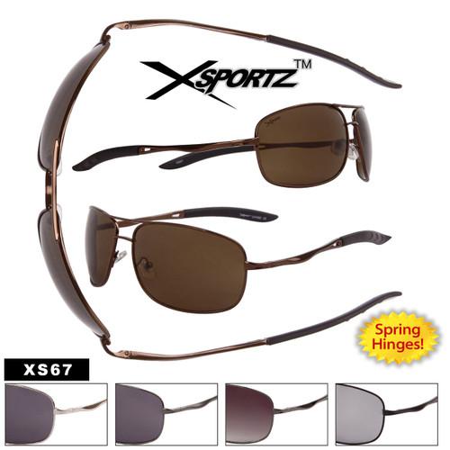 Xsportz™ Sunglasses Wholesale - Style #XS67