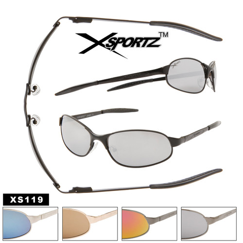 Spring Hinge Sport Sunglasses XS119