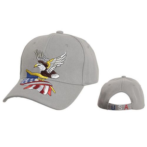 Light Grey Baseball Hat