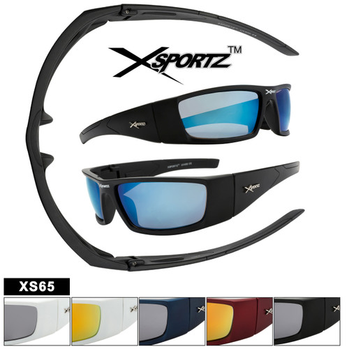 Cheap Bulk Sunglasses Men's Xsportz XS65