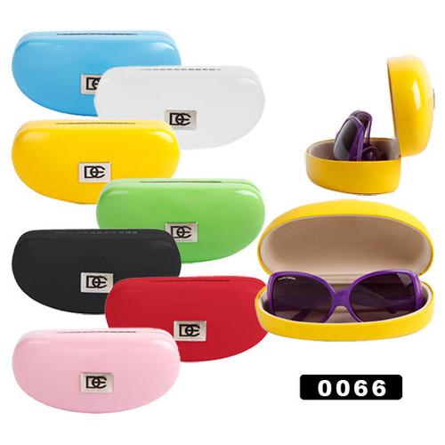 DE Sunglass Hard Cases 7 Colors 0066