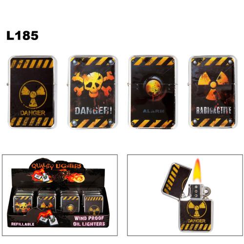 Assorted Hazard Lighters L185