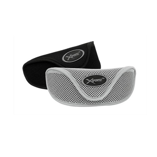 Wholesale Sunglass Soft Cases with belt loop Xsportz brand.