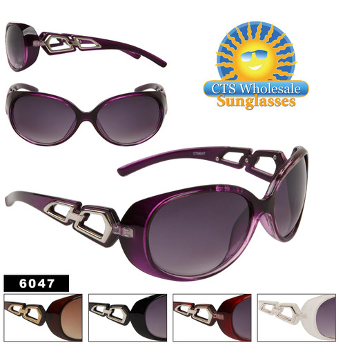 Designer Sunglasses for Women 6047