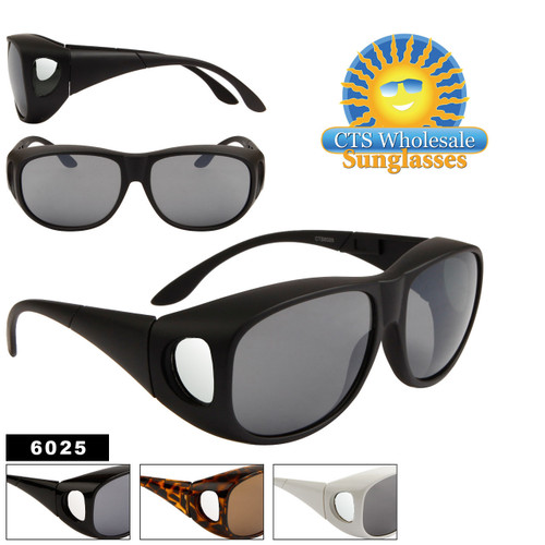 Over Glasses Sunglasses 6025