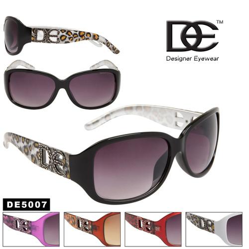Leopard Print DE™ Sunglasses DE5007
