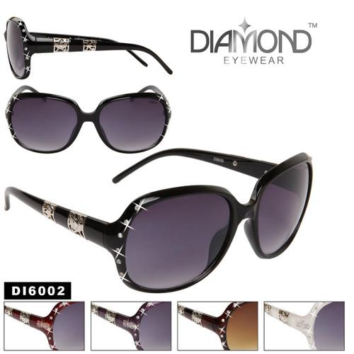 Rhinestone Sunglasses DI6002