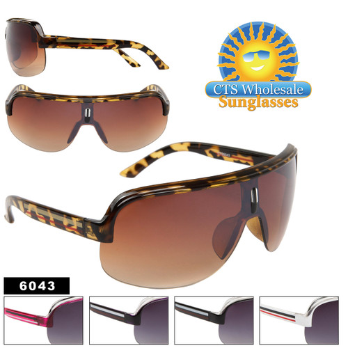 Single Piece Lens Stunners 6043