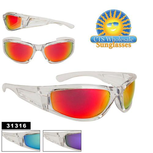 Clear Frame Sunglasses 31316
