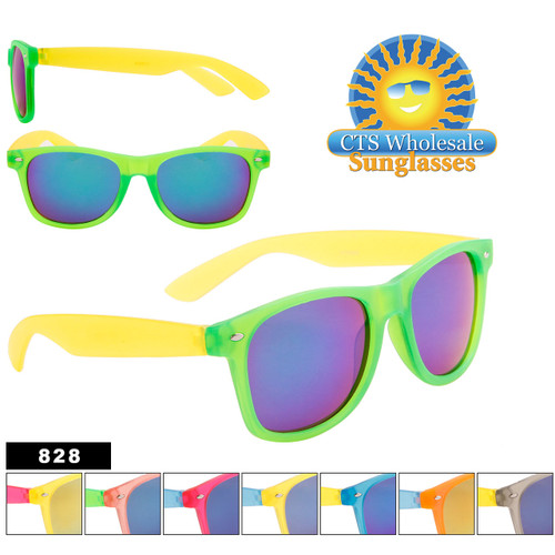 Bulk California Classics Sunglasses - Style #828