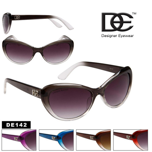 DE™ Cat Eye Sunglasses DE142