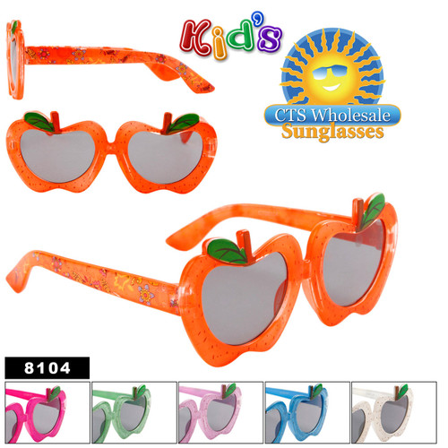 Kid's Apple Sunglasses 8104